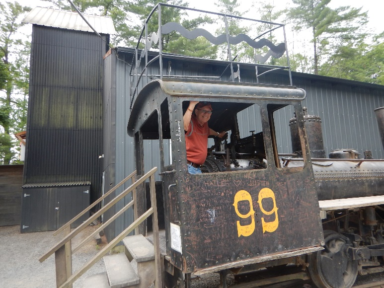 Knoebels Anthracite Coal Mine Museum