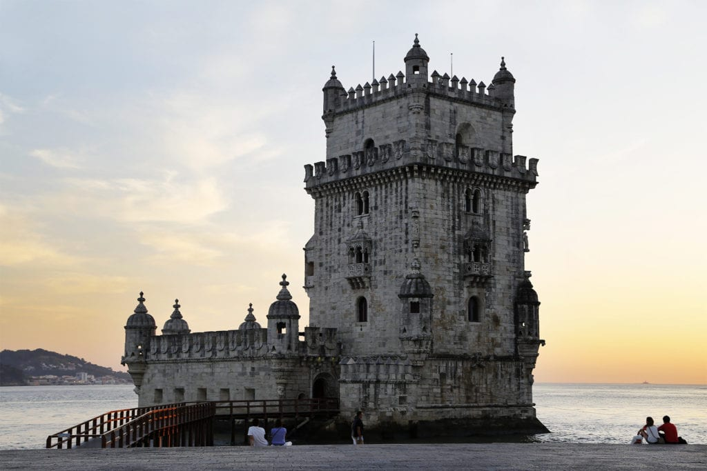 2Belém Tower Lisbon