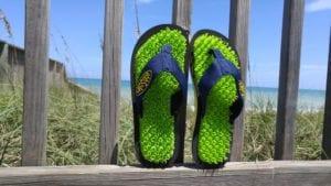 AhhSoles flip flops evolved