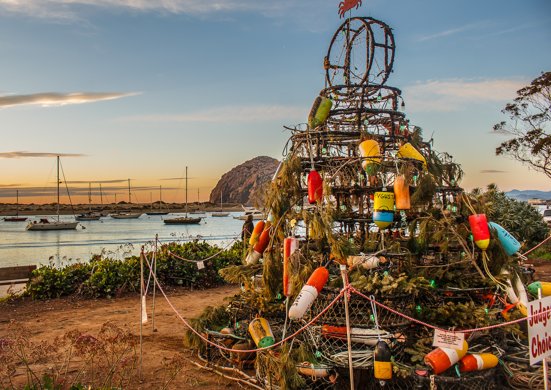 Morro Bay holiday merriment