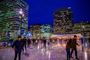 Philadelphia Ice Skating Rink