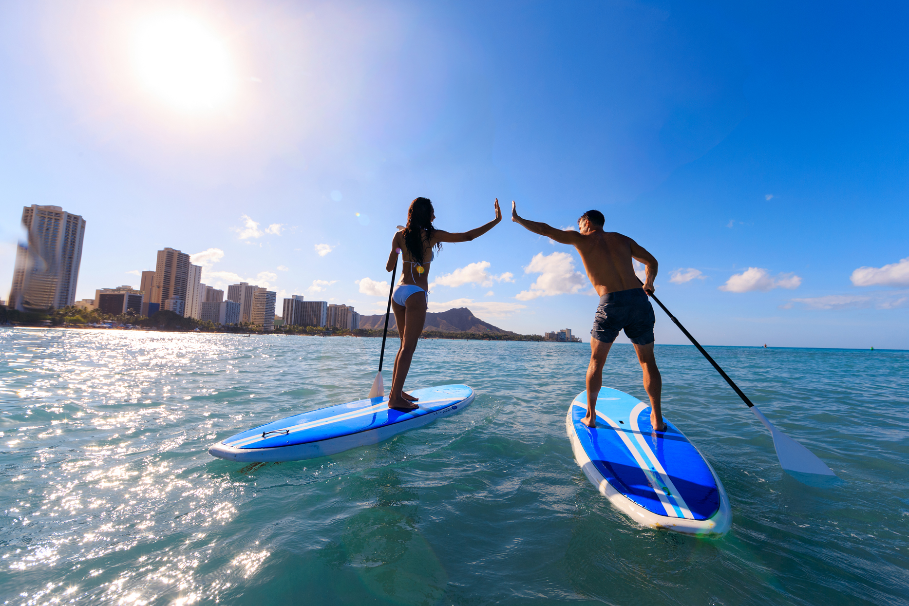 8 reasons to visit an Oahu Beach