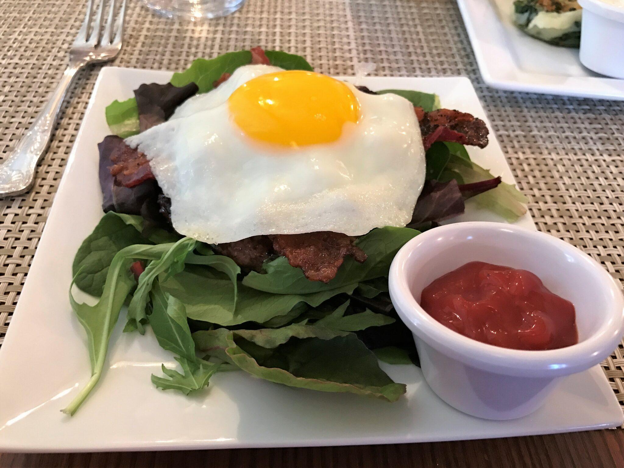 Eagles Mere Inn breakfast