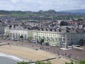 Where to go with toddlers in Llandudno