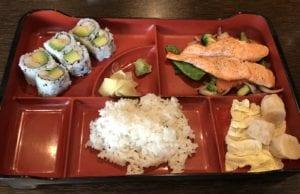 Japanese Bento Box Jumbo Seafood