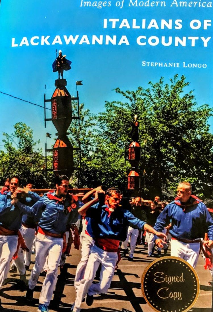 Stephanie Longo Italians Lackawanna County