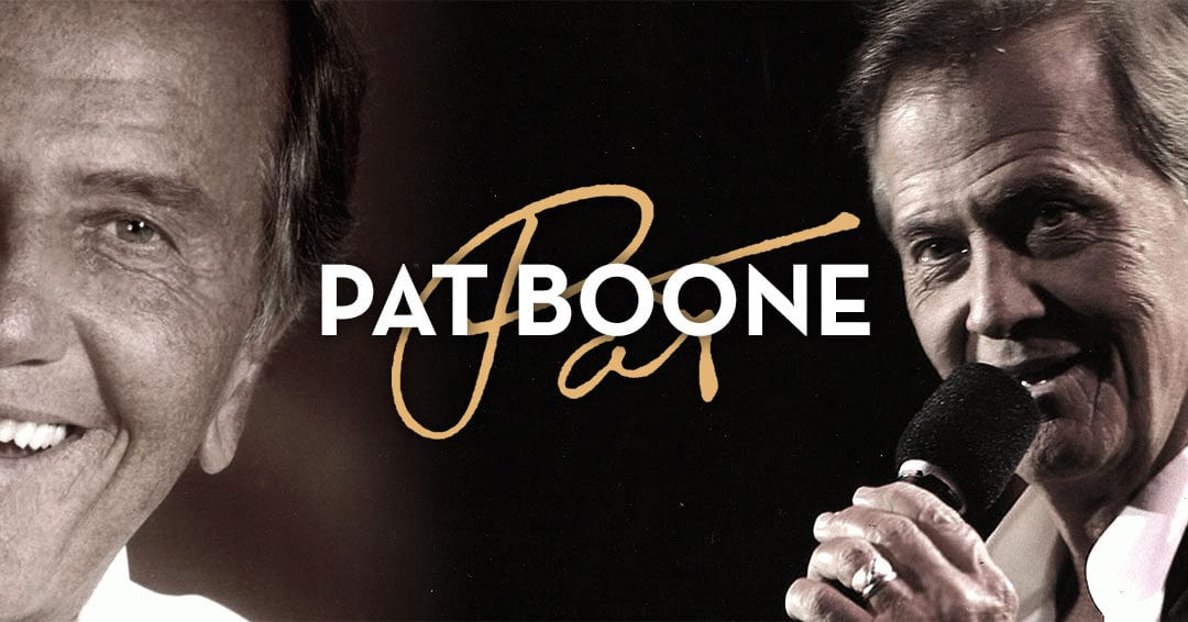 Pat Boone Historic Pilgrimage to the Holy Land