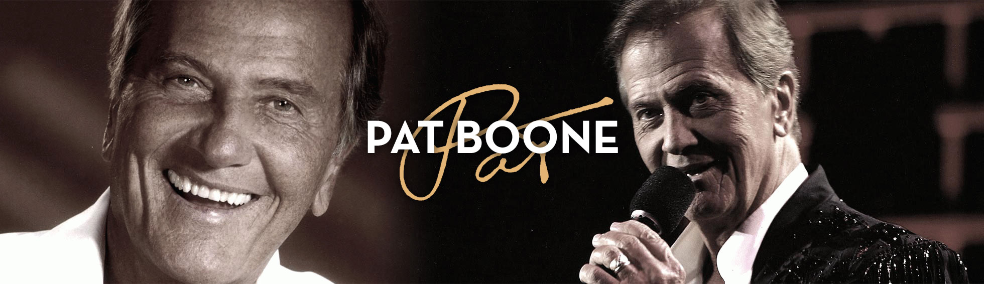 Pat Boone iconic pop star bio