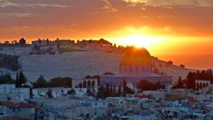 Pat Boone Historical Pilgrimage Holy Land