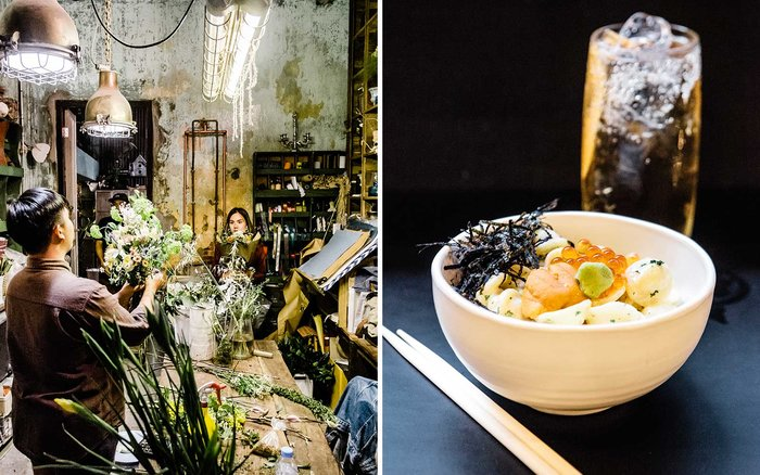Hipsters Are Taking Over This Bangkok Neighborhood — and You\'re Going to Want to Try Their Cocktails