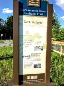BikeCarbondale Lackawanna River Heritage Trail