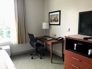 Hotel Anthracite business traveler