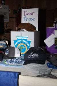 Fly-Fishing Retreat Door Prizes