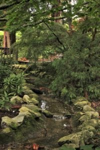 Hershey Gardens' Japanese Garden