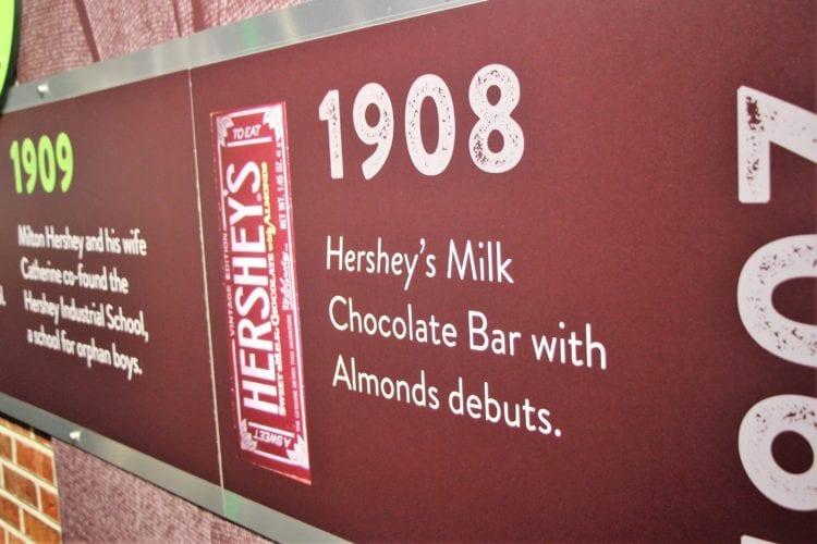 Chocolate Hershey Bar