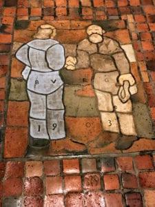 Henry Chapman Mercer Moravian Tiles