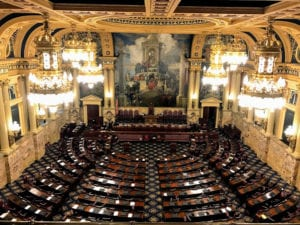PA Senate and House Chambers Tours
