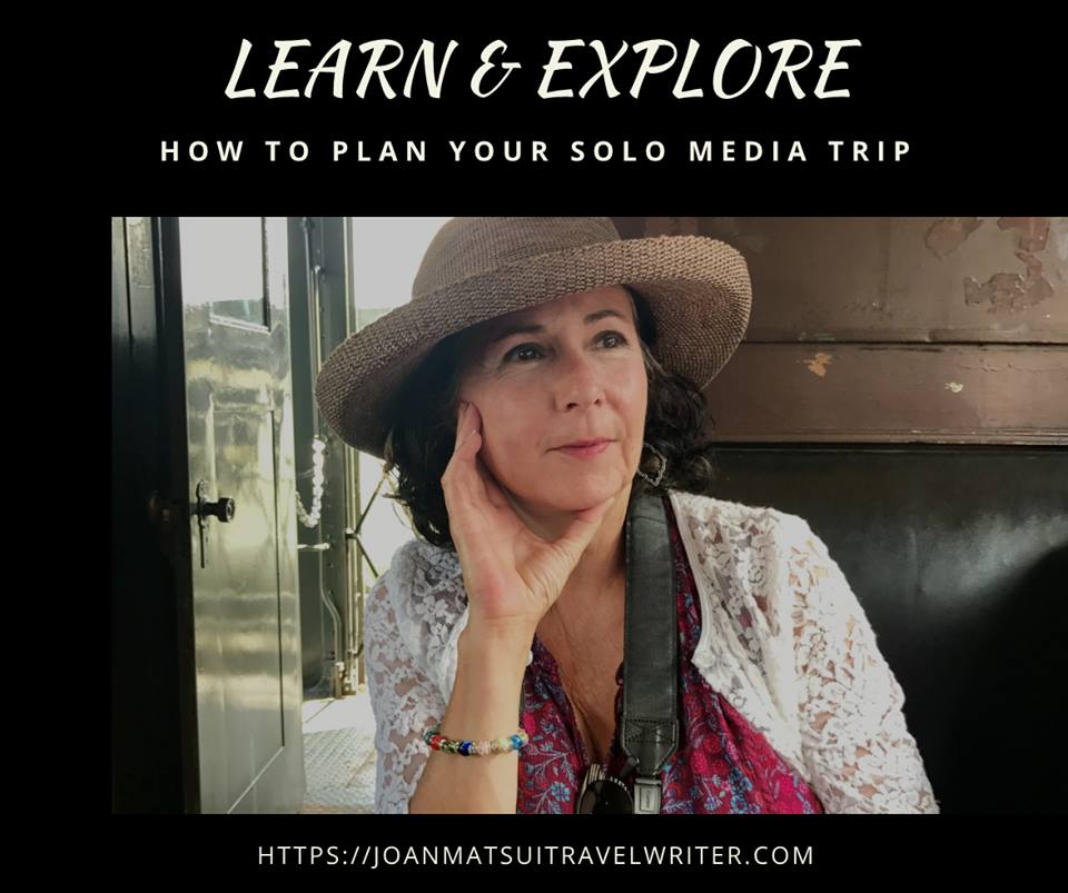 Plan Your Solo Media Trip Mini-Course