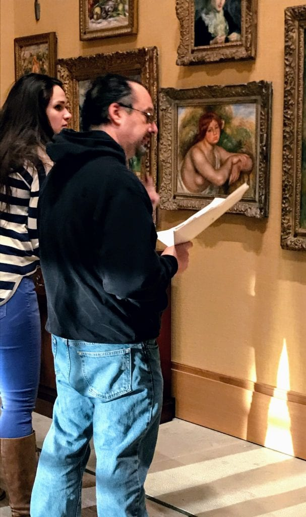 Philadelphia art and culture begins with a visit to The Barnes Foundation. Allow several hours to gaze at the art and exhibits.