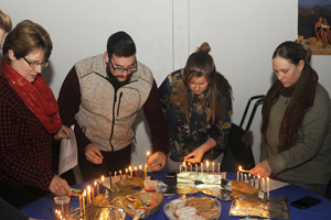 Temple Israel Stroudsburg PA Chanukah Party Dec 9 2019