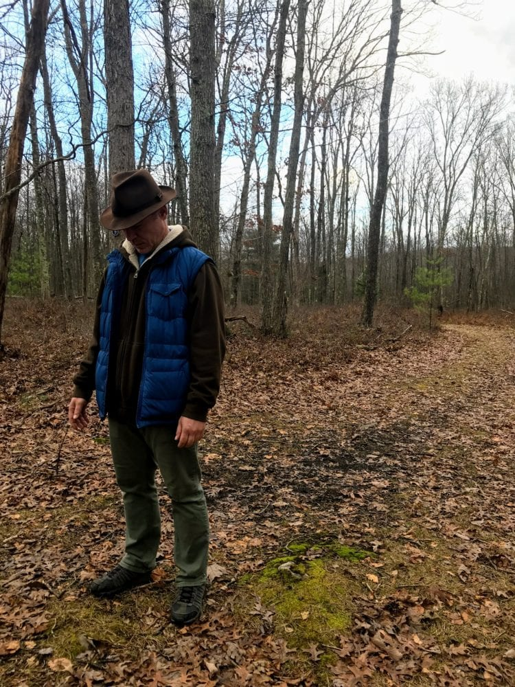 Forest Bathing - The Lodge at Woodloch