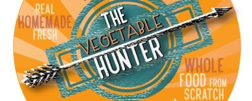 The Vegetable Hunter Vegan Vegetarian Restaurant logo