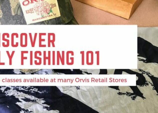 Orvis Fly-Fishing 101