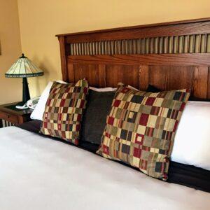 Settlers Inn Custom-Designed Guest Rooms