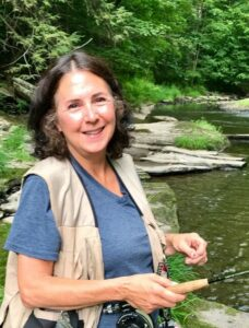 Fly-Fishing Friday with Joan Matsui Travel Writer