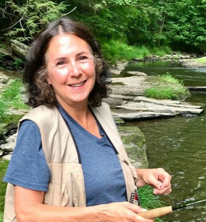 Fly Fishing Friday Joan Matsui Travel Writer
