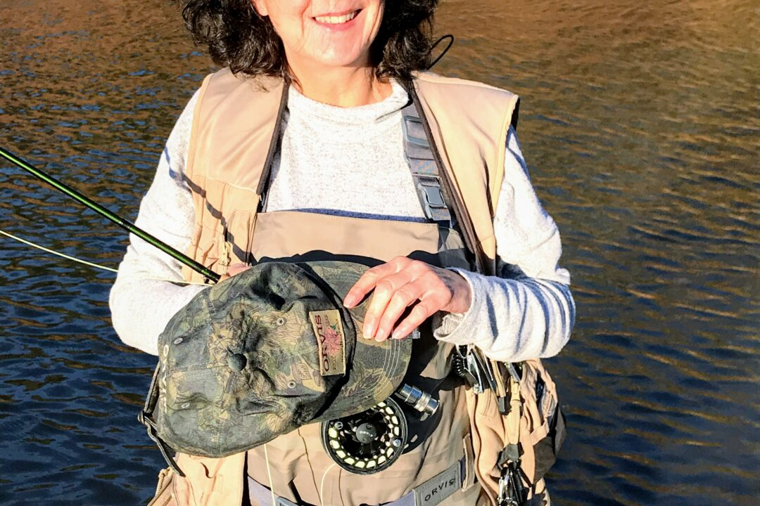 Joan Matsui Fly Fisher Travel Writer