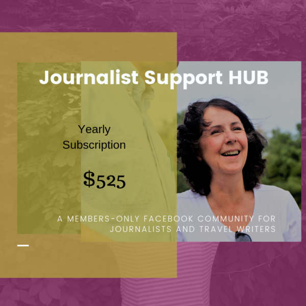 Join The Hub Journalist Support Group