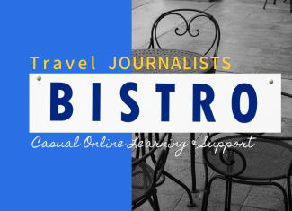 Travel Journalists Bistro 1 Month Membership