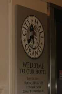 City Hall Grand Hotel Williamsport PA Treasure