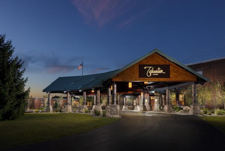 Tailwater Lodge Exterior Photo