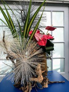Ikebana Masterworks, a fall 2019 exhibit at Longwood Gardens