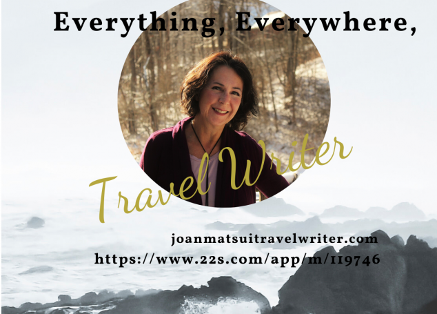 Learn Travel Writing