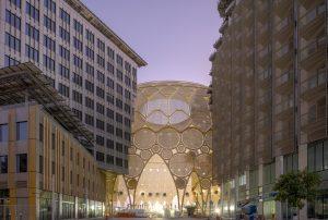 Al Wasl Dome an architectural wonder
