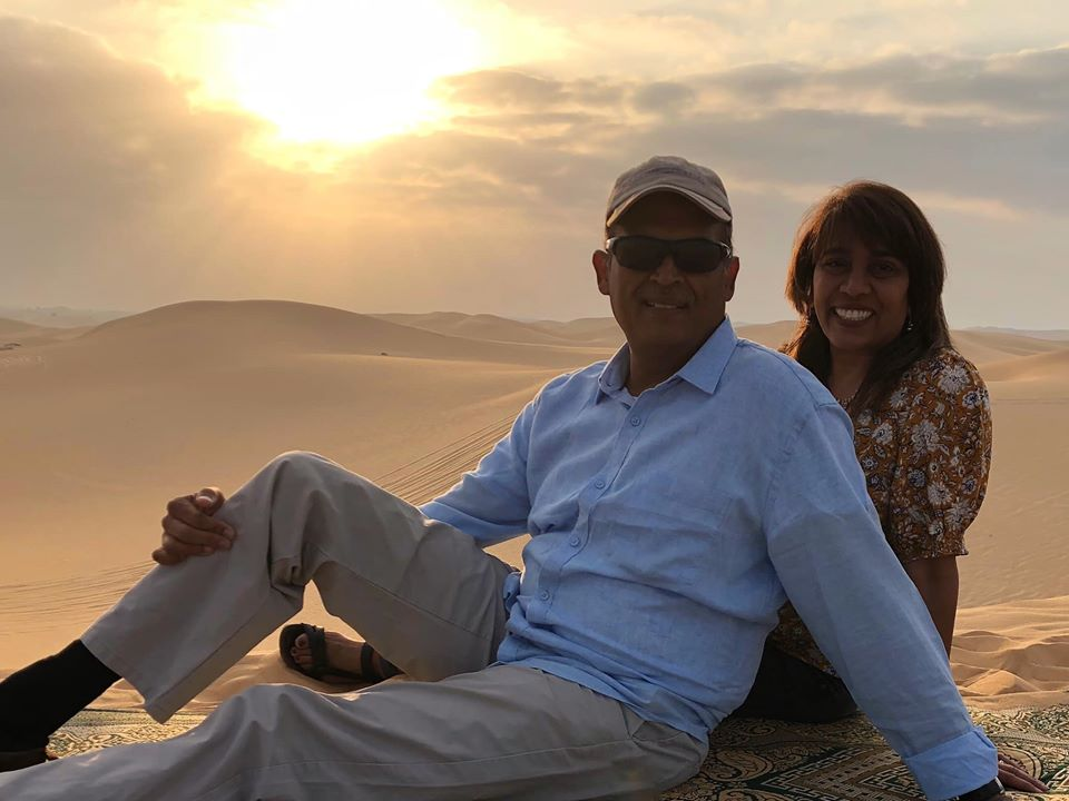 Sri Lanka to Abu Dhabi A Couple's Getaway