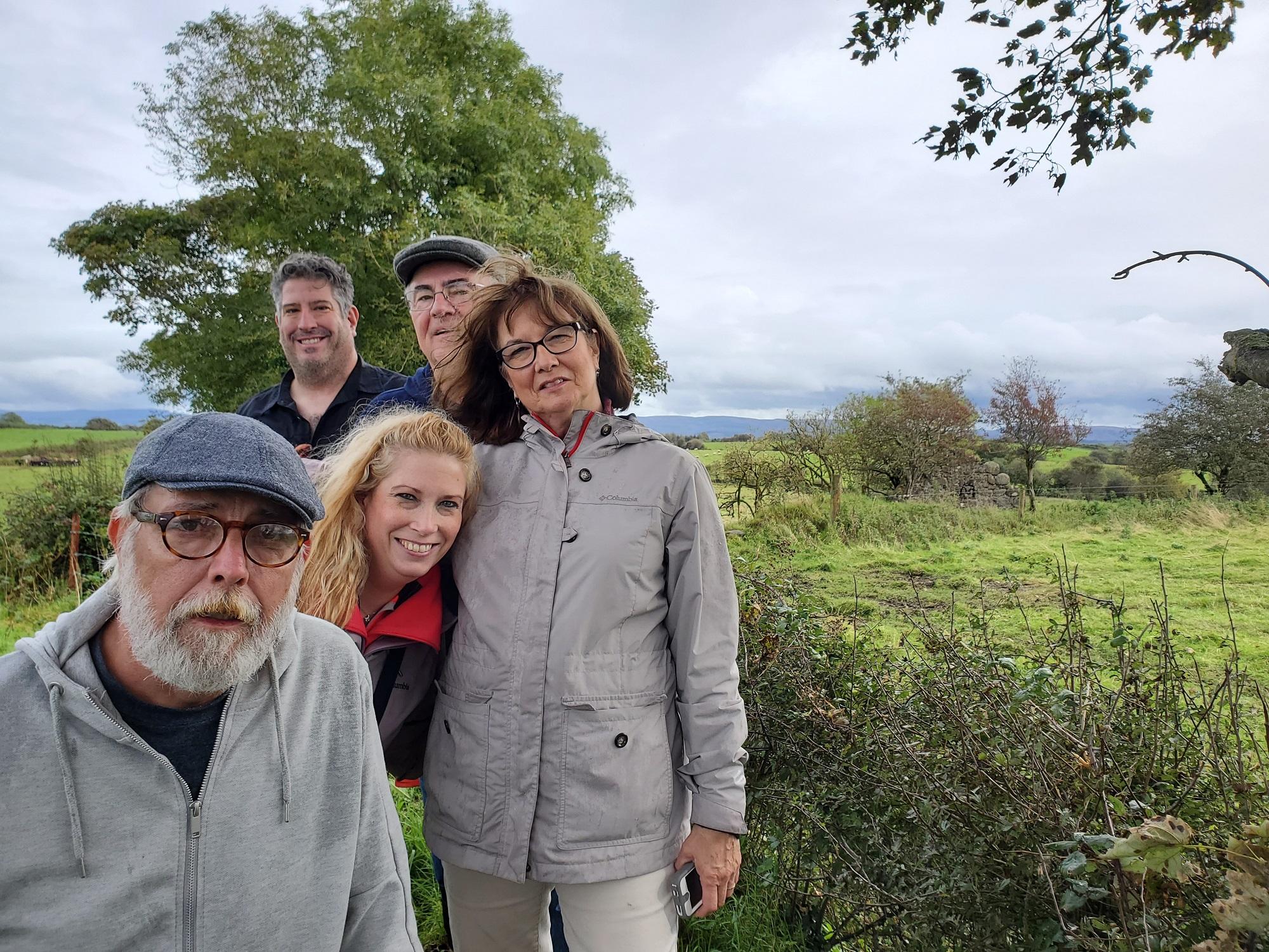 Carden Family descendants