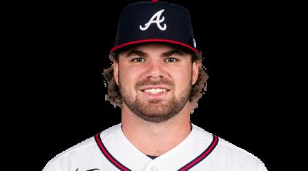 Bryse Wilson Atlanta Braves Pitcher