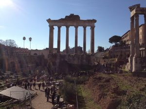 Historical Sites in Rome