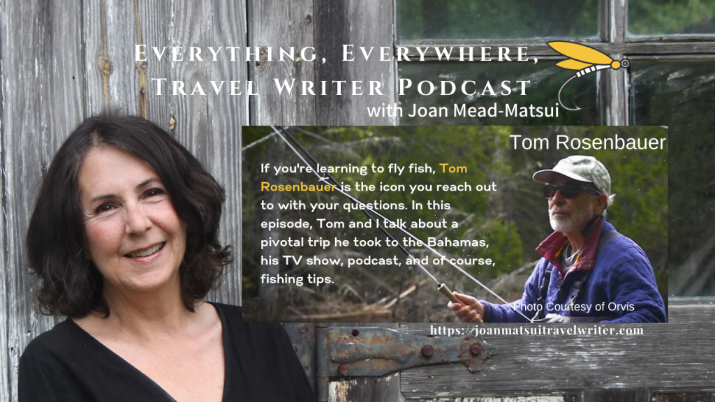 Tom Rosenbauer Pivotal Travel Story