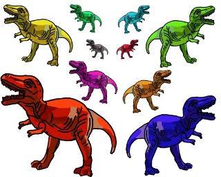 NAT GEO celebrates dinosaurs