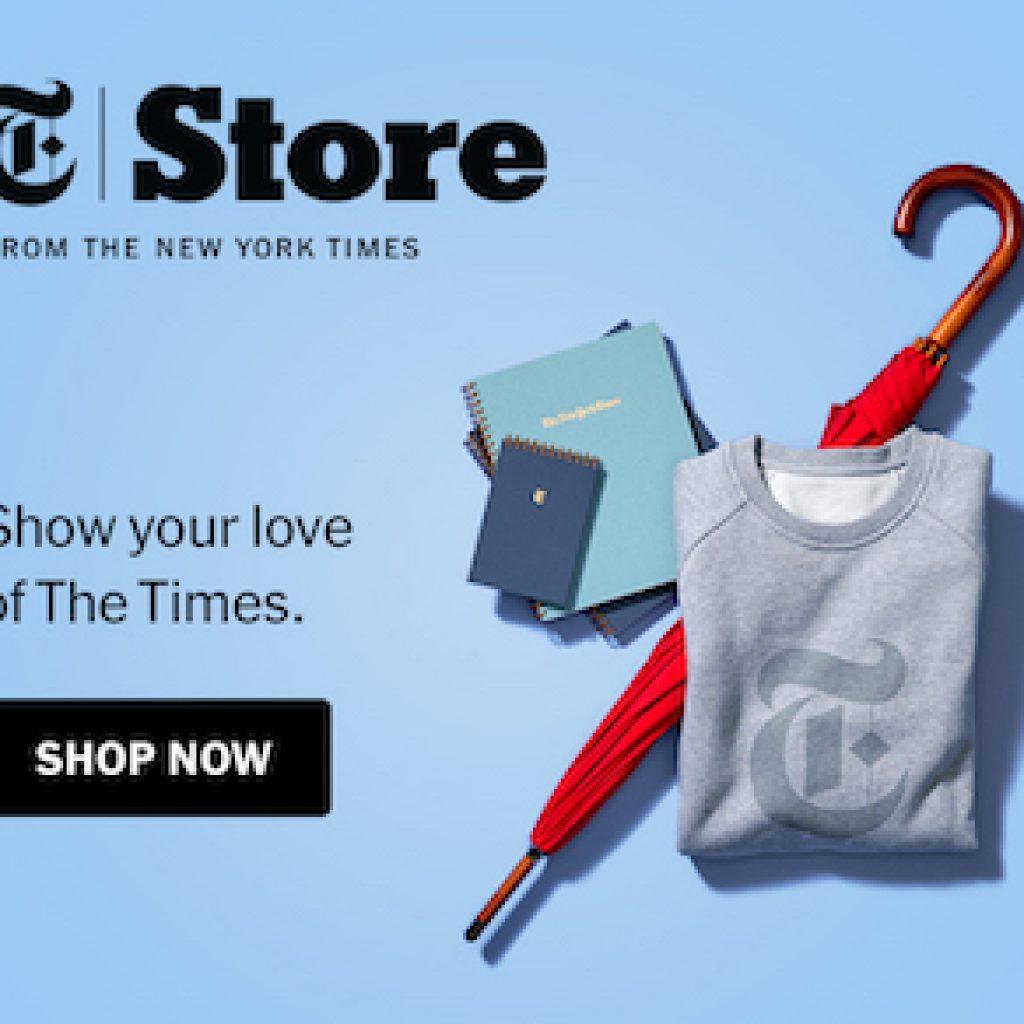 NY Times Ad